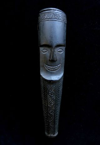 Antique Batak Ammunition Container - Early 20th Century (dayak Nias) photo