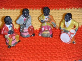 Four Piece Negro Band photo