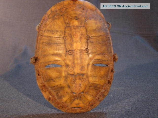 Africa_congo: Lega Mask 14 African Tribal Art Other photo
