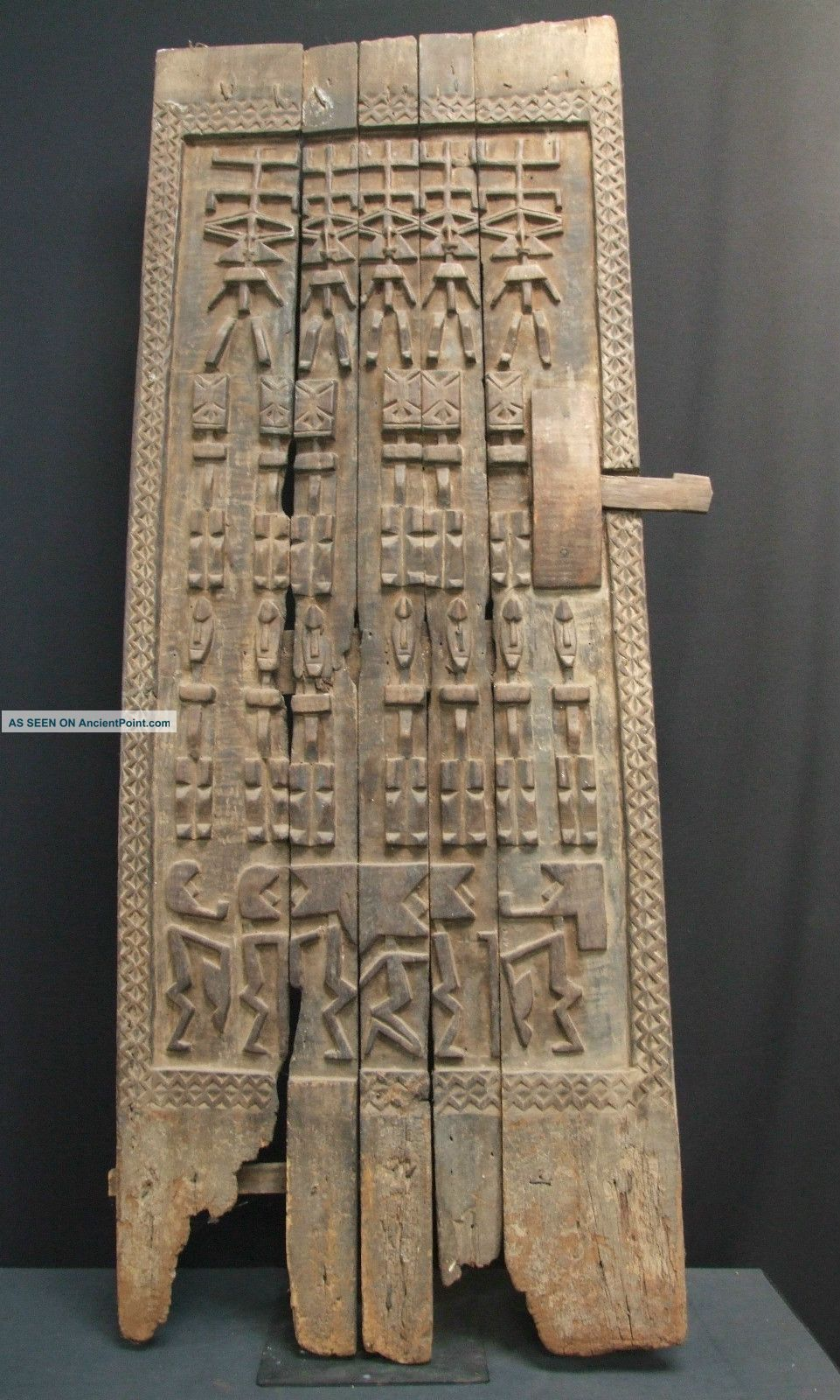 African Tribal Dogon Granary Door,  Mali Other photo