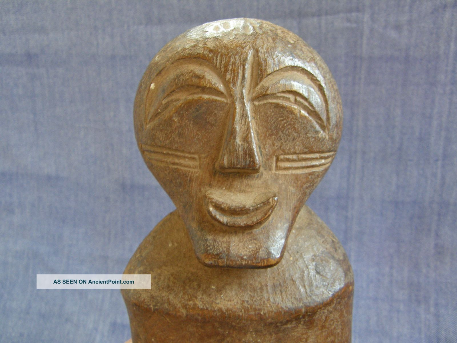 Attractive Songye Divination Carving,  Congo,  Rare Other photo