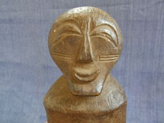Attractive Songye Divination Carving,  Congo,  Rare photo