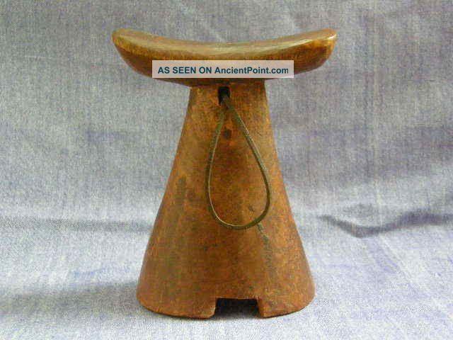 Elegant African Headrest - Mwila,  Angola Other photo