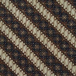 Indonesia Hand Combination Batik Fabric Textile Clothes Wax Dye Kain Jawa Bx66 photo