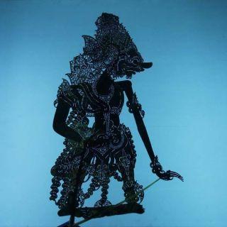 Wayang Kulit Indonesia Schattenspielfigur Marionette Shadow Puppet Gift Da58 photo
