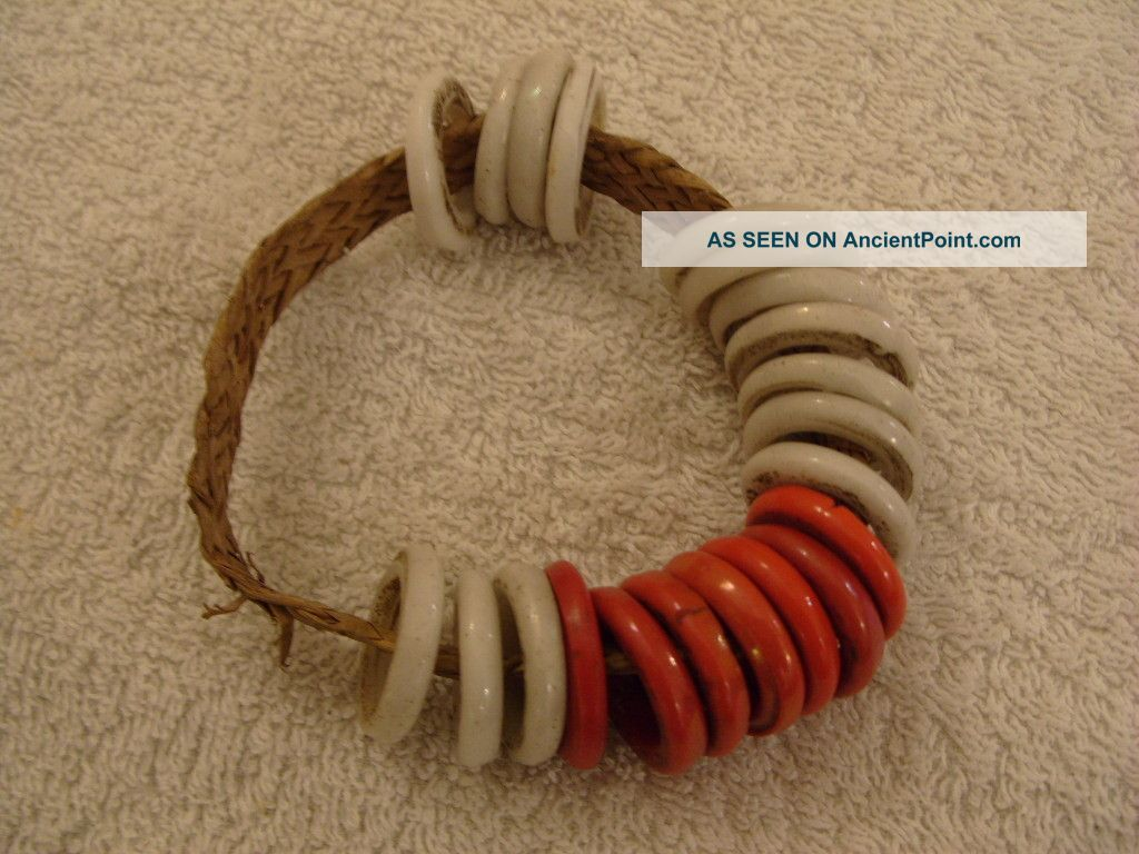Papua New Guinea (png) - German Glass Trading Rings Pacific Islands & Oceania photo