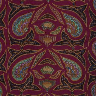 Indonesia Jawa Batik Fabric Textile Long Clothes Wax Dye Jarit Handmade Bx54 photo