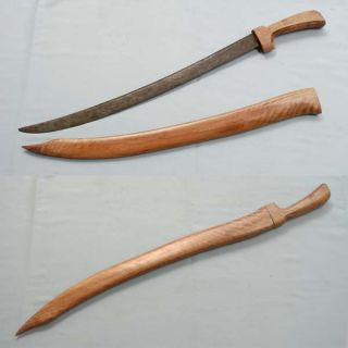 Old Sword Pedang Sabet Sokayana Tirto Tejo Keris Ri77 photo