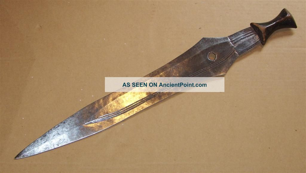 Congo Old African Knife Ancien Couteau Boa Afrika Kongo Africa D ' Afrique Zwaard Other photo