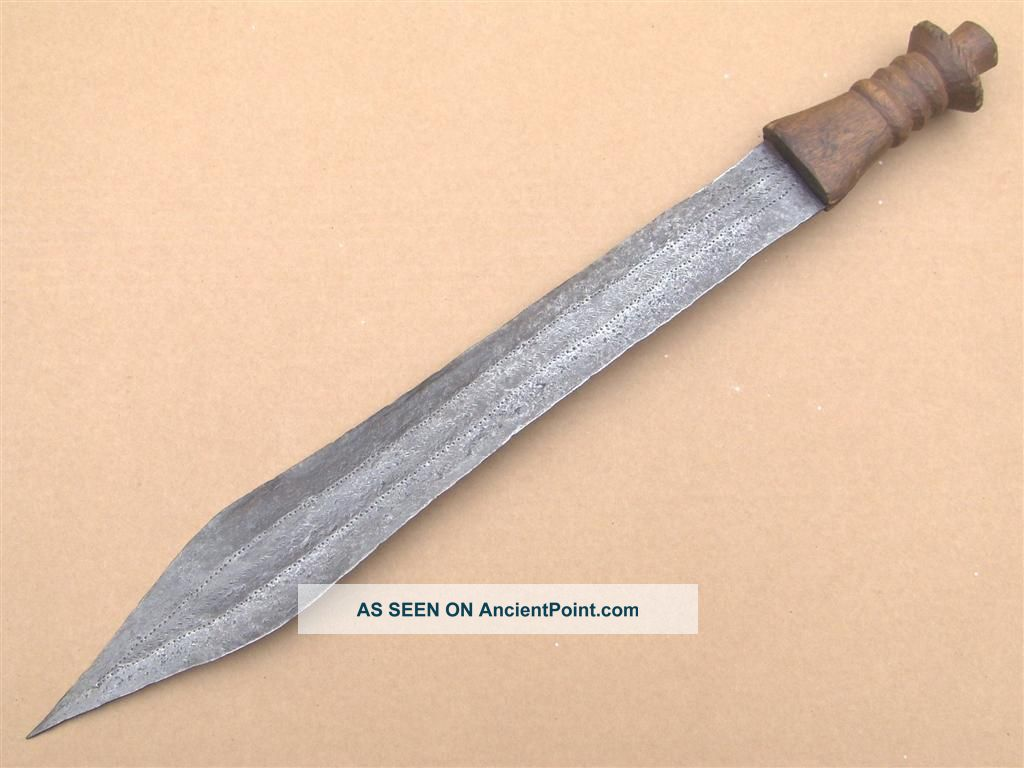 Congo Old African Knife Ancien Couteau Afrique Songye Afrika Africa Kongo Epée Other photo