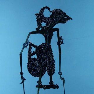 Wayang Kulit Javanese Jawa Schattenspielfigur Marionette Shadow Puppet Gift Cx66 photo