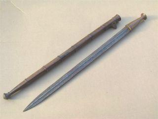 Congo Old African Knife Ancien Couteau D ' Afrique Shi Afrika Kongo Africa photo