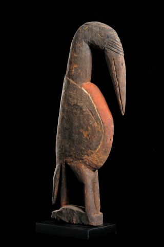 Old Bird - Figure Representing The Papuan Hornbill,  Papua New Guinea photo