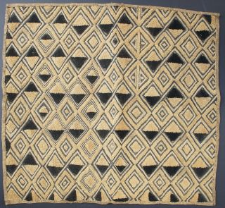 Cloth Textile African Kuba Raffia Currency Kasaai Butala Dr Congo Zaire Ethnix photo
