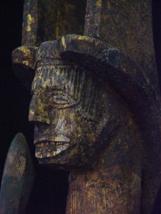 Ibo/ Igbo Ikenga Figure photo