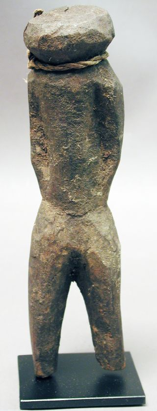 Moba African Abstract Cubist Wooden Statue Fetish Togo Ancestor Tchichiri Ethnix photo