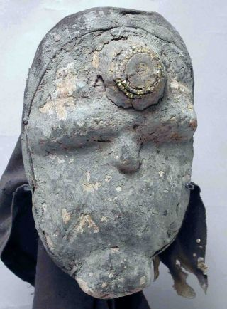African Toma Initiation Museum Quality Artifact Fetish Sacred Mask Guinea Ethnix photo