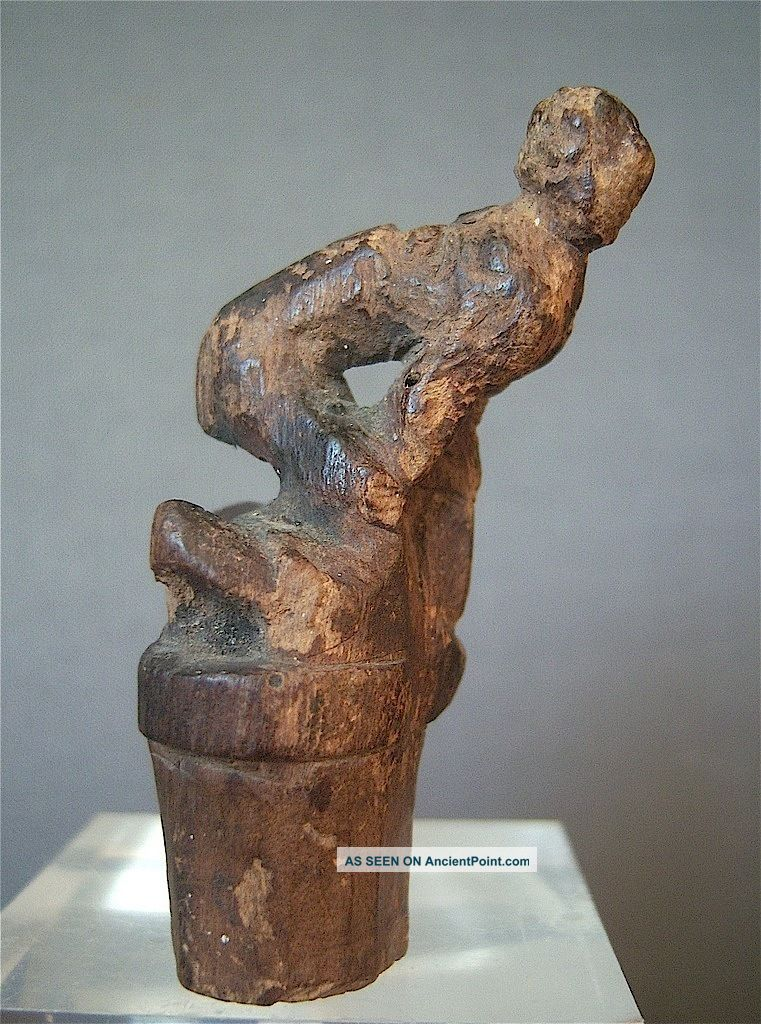 Old Ngaju Dayak Wood Stopper,  Borneo Island,  Central Kalimantan,  Indonesia Pacific Islands & Oceania photo