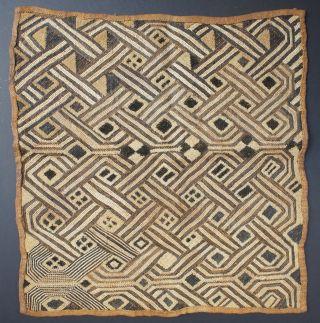 Kasaai Kuba Textile African Raffia Cloth Currency Butala Dr Congo Zaire Ethnix photo