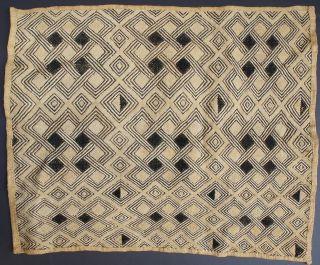 Currency Textile African Kuba Raffia Cloth Kasaai Butala Dr Congo Zaire Ethnix photo