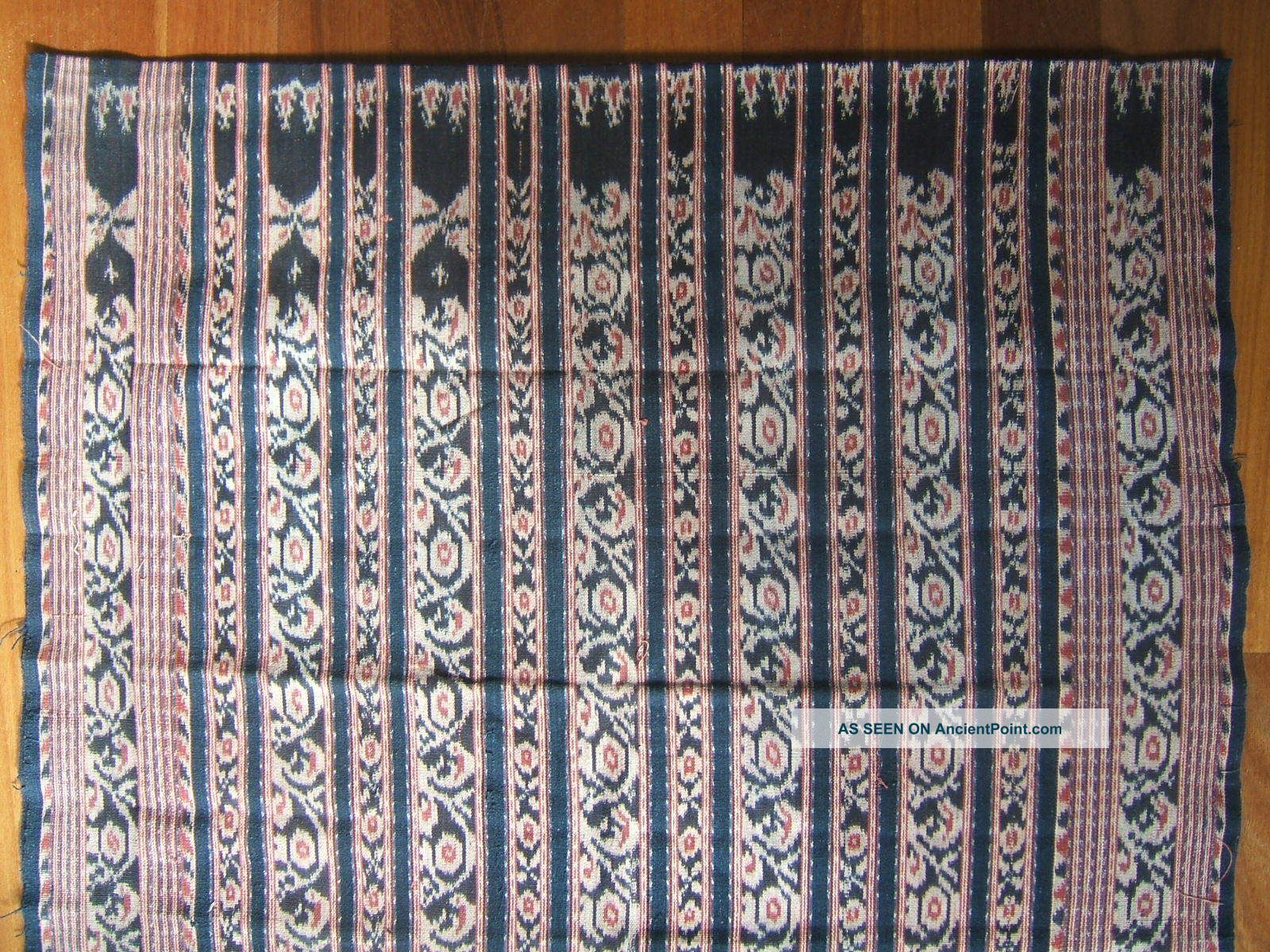 ++original 1960 ' S South Eastern Indonesia ' Special ' Tribal Shawl++ Embroidery photo