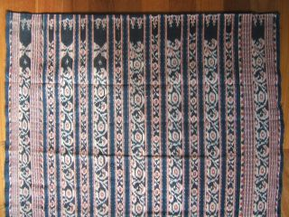 ++original 1960 ' S South Eastern Indonesia ' Special ' Tribal Shawl++ photo