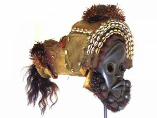 ☆☆☆☆☆ African Dan Tribe Celebration Dance Mask - Www.  Wildbushgallery.  Com photo