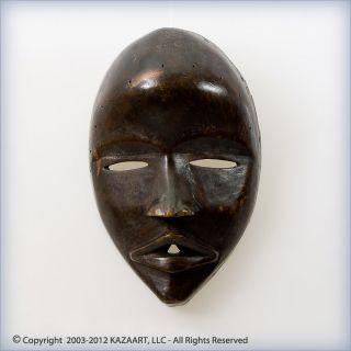 Fine Dan Dean Gle Wood Face Mask Ivory Coast photo