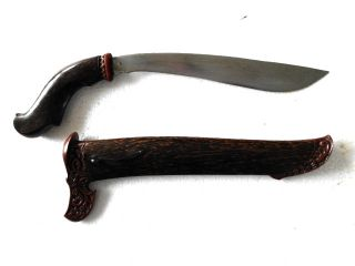 New Golok Sword Java Keris Kriss Kris,  Bv89 photo