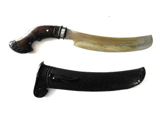 New Golok Sword Java Keris Kriss Kris,  Bv81 photo