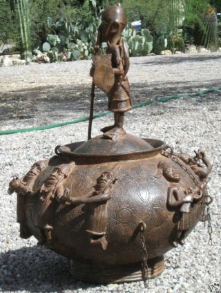 The Best Collectable Benin Pot On Ebay photo