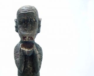 Baule Monkey Figure photo