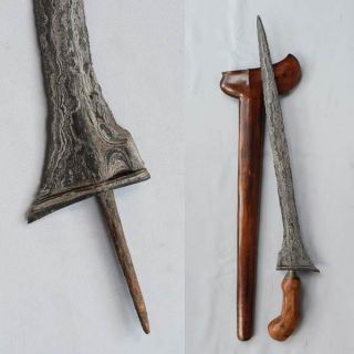 Old Straight Keris Jalak Ngore Kriss Kris Ri20 photo