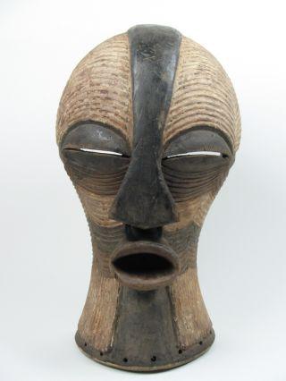 Songye Kifwebe Mask photo