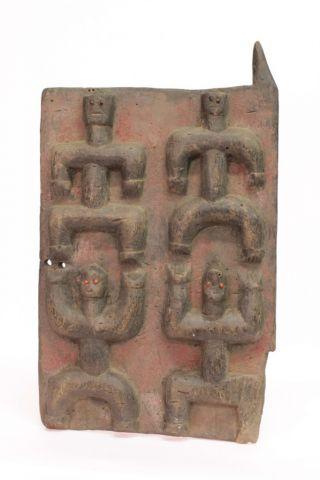Old Very Rare Small Namchi (namji) Fertility Doll Door,  Cameroon photo