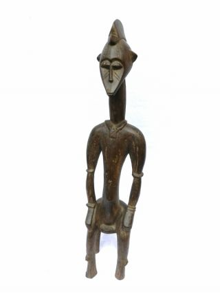 ☆☆☆☆☆ Fine Large Senufo Male Figure,  Cote D ' Ivoire photo