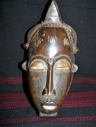 Baule Mask - Ivory Coast photo
