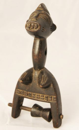 Bobo Loom Bobbin - Burkina Faso,  African Tribal Arts photo
