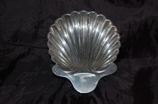 George Maudsley Jackson Silver Dish/butter London 1883/1896 photo