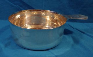 Tiffany & Co Sterling Silver Porringer photo