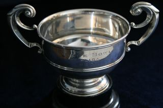 Solid Silver Cup - 1920 London - 112g - photo