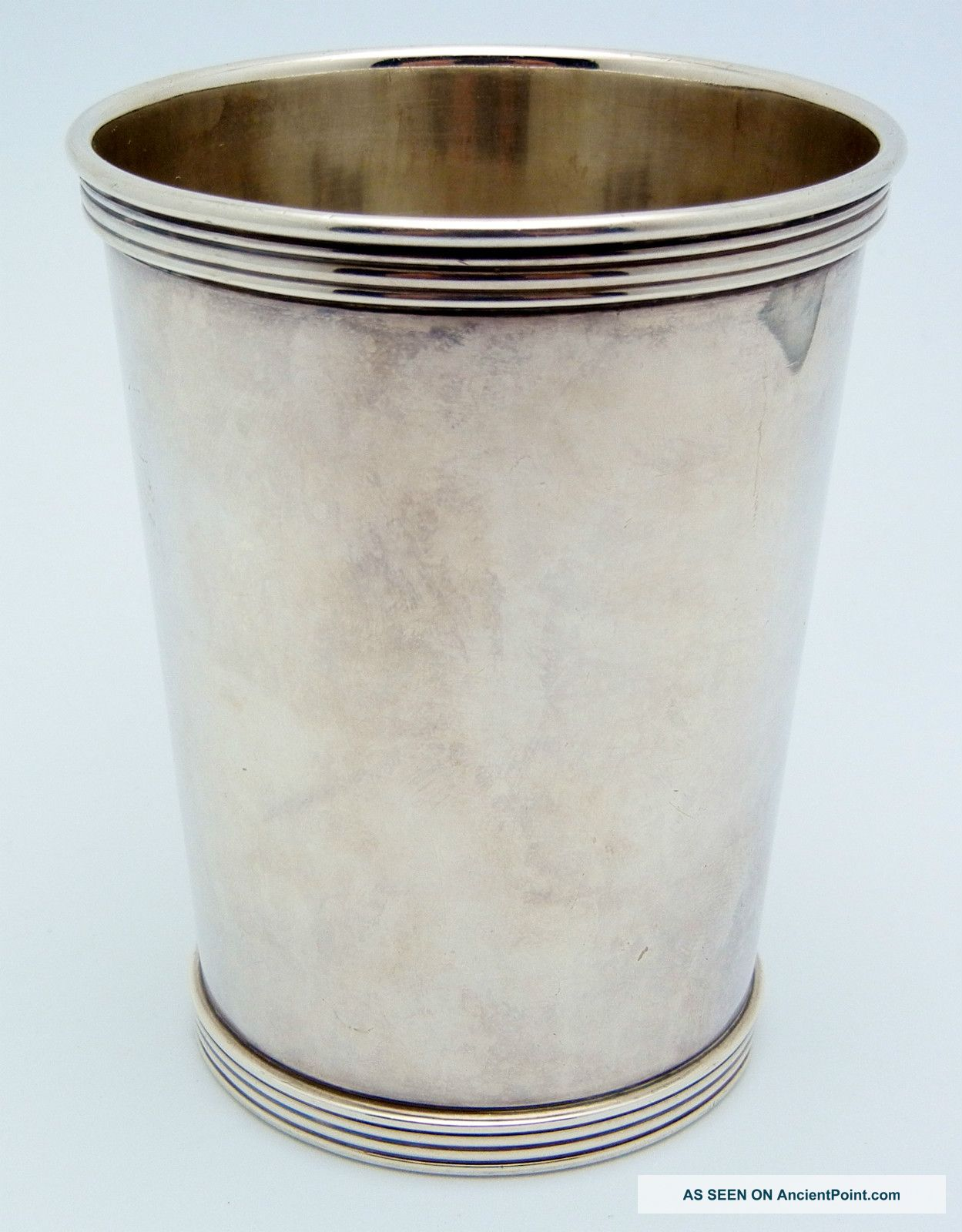 International Sterling Silver Mint Julep Cup 124.  7 Grams Cups & Goblets photo