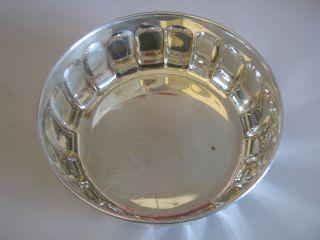 Sterling Silver Big Bowl