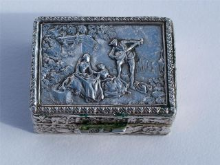 Embossed Miniature 1.  3