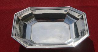 Sterling Relish Dish - Gorham - No Monogram photo