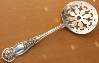Rogers Silverplate Tomato Server,  Orange Blossom,  1910,  Rare,  Really photo