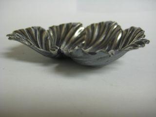 Gianmaria Buccellati Sterling Silver Fig Leaf Dish photo