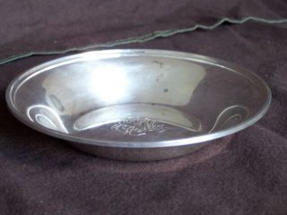 S.  Kirk And Son Baltimore Sterling Silver Bowl,  Dish 100g photo