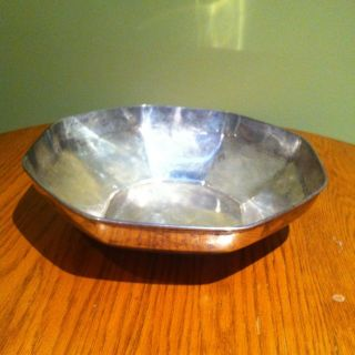 Tiffany & Co Sterling Silver Serving Bowl photo