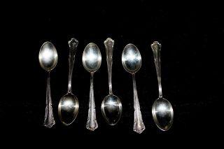 6 Demitasse.  800 Spoons.  49 Grams At Less Than Melt photo